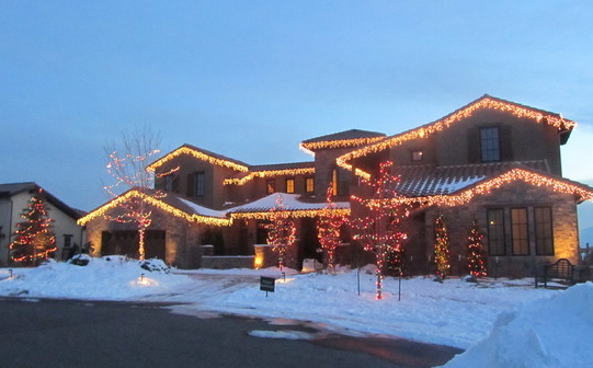 Tips To Hanging Holiday Lights For Your Anchorage Ak Home